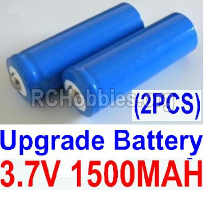 HBX 12811 3.7V 1500mAH Battery(Li-ion Batteries)-12633