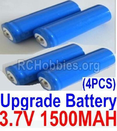 HBX Survivor MT 12811-Upgrade 7.4V 2800MAH Battery & Charger & Conversion wire & Magic straps Parts