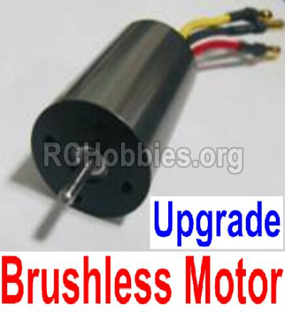 HBX Survivor MT 12811-Upgrade Brushless Motor(2848 KV3800) 12215