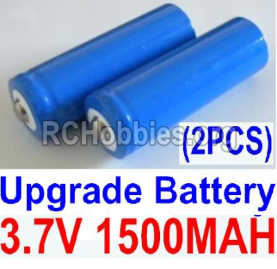 HaiBoXing HBX 12812 Battery 3.7V 1500mAH Battery(Li-ion Batteries)-12633