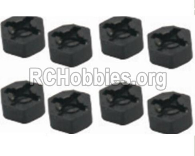 HaiBoXing HBX 12812 Hexagon Wheel Seat-12010
