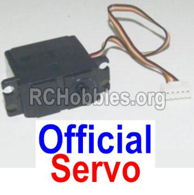 HaiBoXing HBX 12812 5-wire Steering Servo 12030