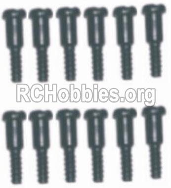 HaiBoXing HBX 12812 Screw Step Screws-3.5X4.5mm-3X4.6mm-S152