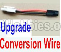 HBX 12813 Upgrade Battery Upgrade Conversion Wire Parts