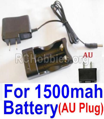 HBX 12813 Charge Box and Charger(Australia Standard Socket)-(Can only be used for 1500mah Battery) 12643