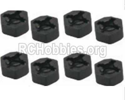 HBX 12813 Hexagon Wheel Seat-12010