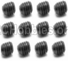 HBX 12813 Screw Set Screw-3X4mm-S109