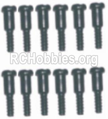 HBX 12813 Screw Step Screws-3.5X4.5mm-3X4.6mm-S152