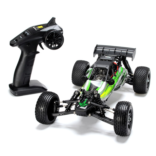 HBX 12881P RC Car HBX 12881P High speed 1:12 Full-scale rc racing car-Green Color