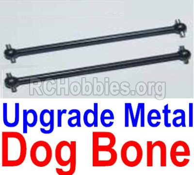 HBX 12881 VORTEX Upgrade Metal drive shaft,dog bong-12220