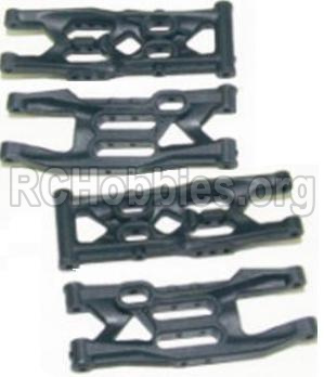 HBX 12881 VORTEX Front Bottom And Rear Bottom Suspension Arms,Front Bottom And Rear Bottom Swing Arm-12004