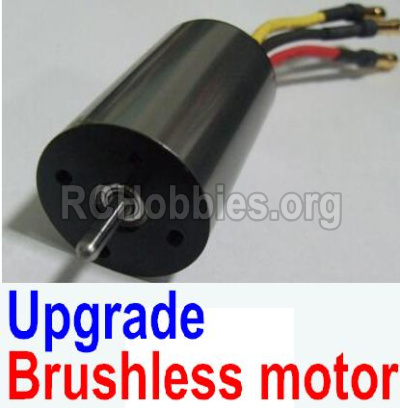 HBX 12881 VORTEX Upgrade Brushless Motor(2848KV 3800) 12215