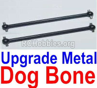 HBX 12882P ONSLAUGHT Upgrade Metal drive shaft,dog bong-12220