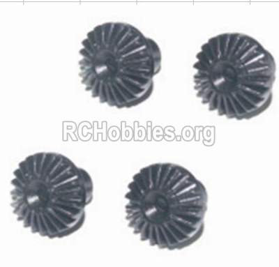 HBX 12882P ONSLAUGHT Differential hardware gear-12019P