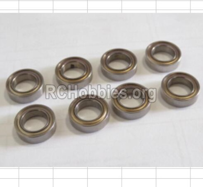 HBX 12882P ONSLAUGHT ball bearing-7.95x13x3.5mm-79513
