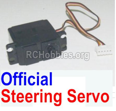 HBX 12882P ONSLAUGHT 5-wire Steering Servo 12030