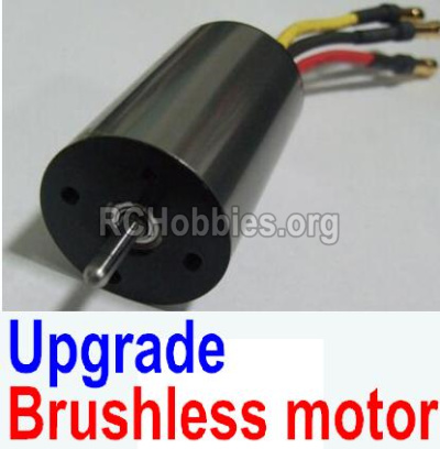 HBX 12882P ONSLAUGHT Upgrade Brushless Motor(2848KV 3800) 12215