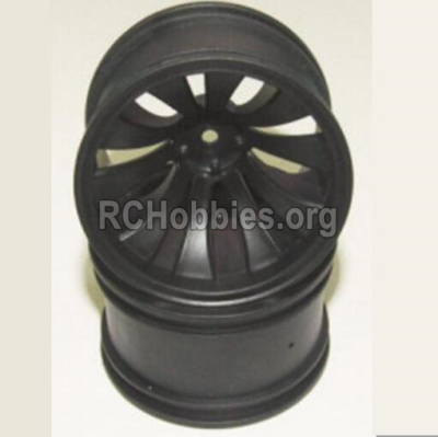 HBX 12882P ONSLAUGHT wheel hub-Not include the Tire lether 12055