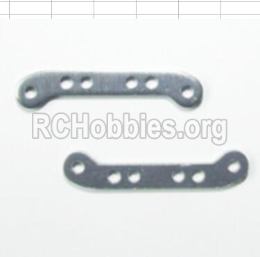 HBX 12883 GROUND CRUSHER Aluminum Alloy Suspension Arms Fixed piece-12214