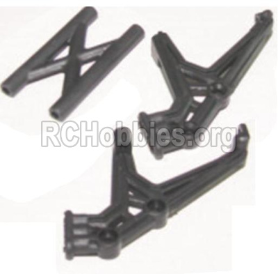 HBX 12883 GROUND CRUSHER Tail wing bracket 12050
