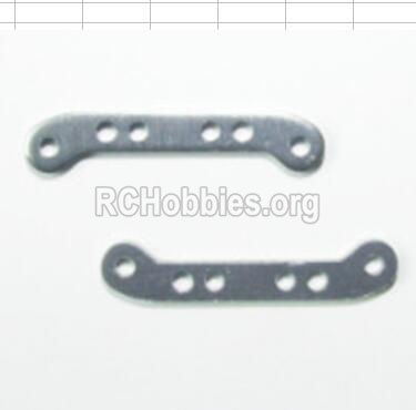 HBX 12885 Iron Hammer Aluminum Alloy Suspension Arms Fixed piece-12214