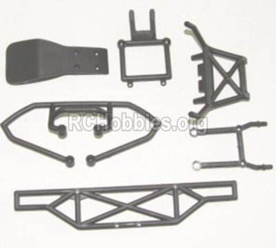 HBX 12885 Iron Hammer Anti-collision frame Assembly 12061