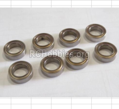 HBX 12885 Iron Hammer ball bearing-7.95x13x3.5mm-79513