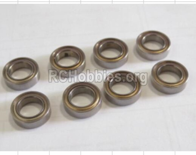 HBX 12885 Iron Hammer ball bearing-5x9x3mm-59300