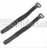 HBX 12885 Iron Hammer Battery straps-