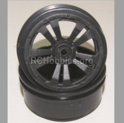 HBX 12885 Iron Hammer wheel hub-Not include the Tire lether 12064