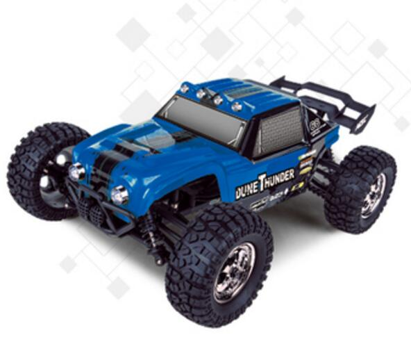 HBX 12891 Dune Thunder RC Car 1/12 RC Truck-Blue