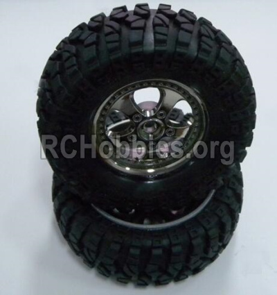 HBX 12891 Wheels Complete-12662