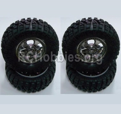 HBX 12891 Wheels Complete -12662