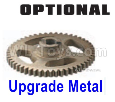 HBX 16889 Upgrade Metal Big Gear,Upgrade Machined Metal Spur Gear-M16102