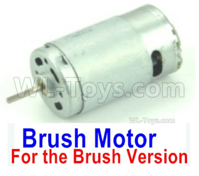 HBX 16889 Brush Motor, 390 Motor,Only for the Brush version,M16034