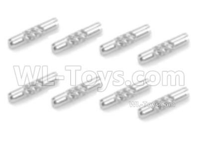 HBX 16889 Wheel Hex. Pins-M16026