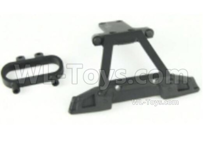 HBX 16889 Rear Bumer Assembly-M16005
