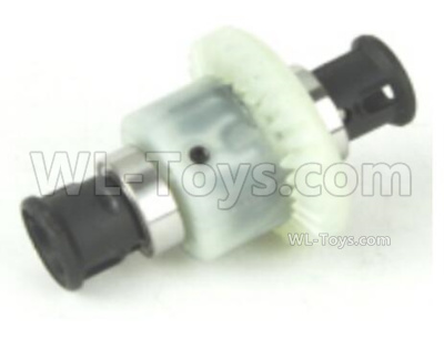 HBX 16889 Diff. Complete,Differential Assembly(For Front or Rear)-M16018