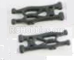 HBX Rampage 18859E 1 RearLower Supension Arms,Rear lower Swing Arms