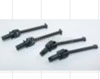 HBX Rampage 18859E Wheel Drive Shafts(4 set) Parts