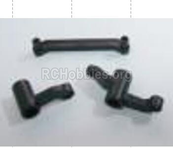 HBX Rampage Steering Assembly Parts