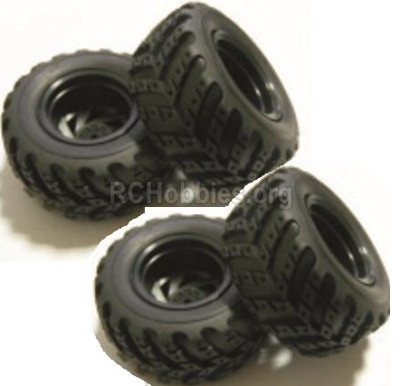 HBX Rampage 18859E Whole wheel unit