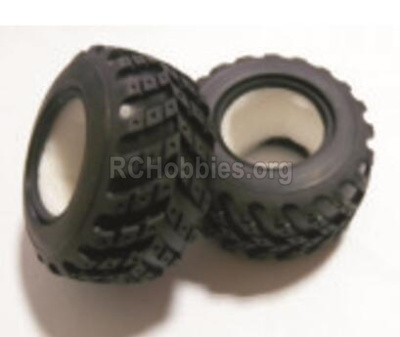 HBX Rampage Tire lether(Not include the Wheel hub)