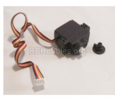 HBX Rampage 18859E 5 Wire 9g Servo Parts