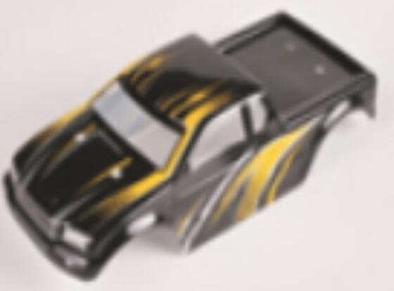 HBX Rampage 18859E Body shell,RC Car shell-Green PartsB002
