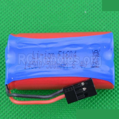 HBX Devastator Battery 6.4V 500MAH Battery-24971