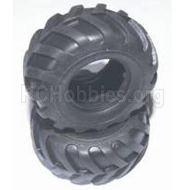 HBX Devastator tire lether tire lether-Not include the Wheel Hub-24966