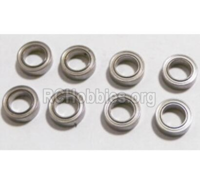 HaiBoXing HBX 2118 Bearing Ball Bearing(6.35x9.53x3.2mm)-25070
