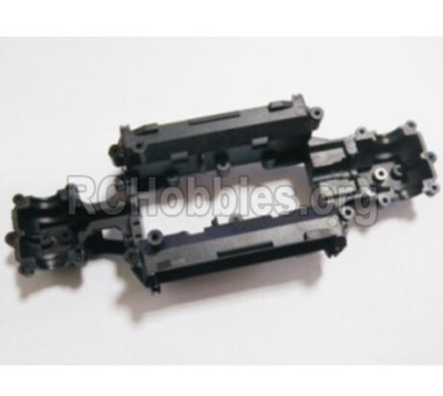 HBX 2138 Fire Runner Chassis,Bottom frame 25000R