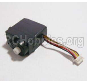 HBX 2138 Fire Runner 5-Wire Steering Servo (9g)